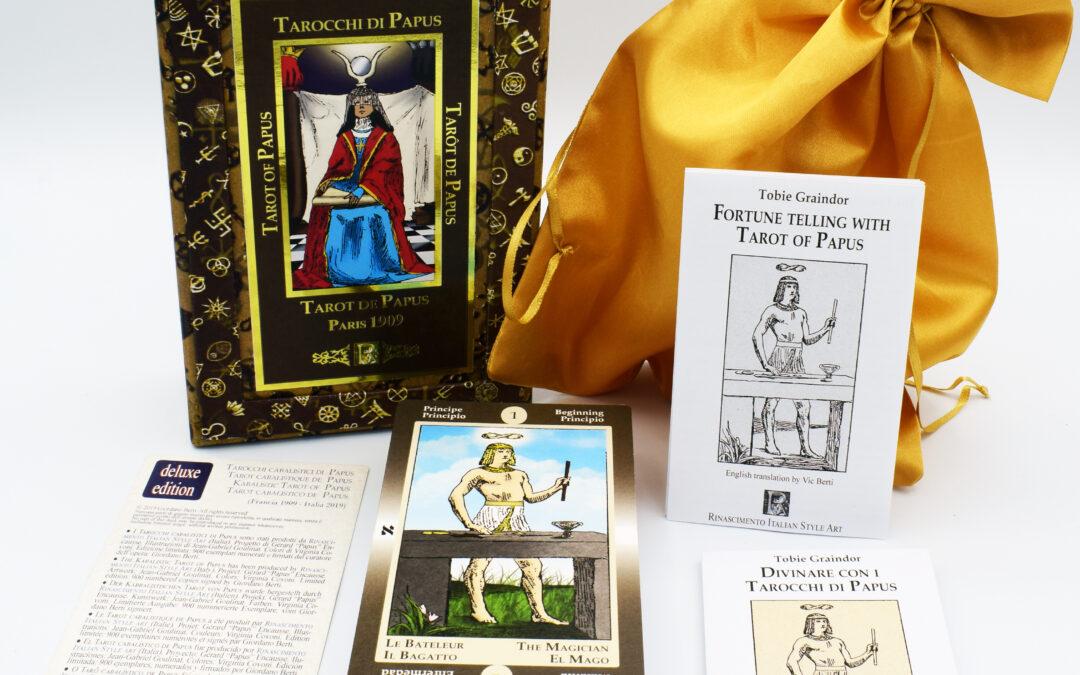 I Tarocchi di Papus: chiave assoluta delle scienze occulte